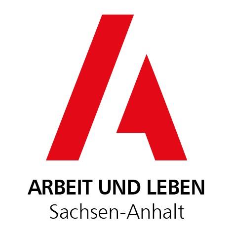Arbeit und Leben Sachsen-Anhalt Logo